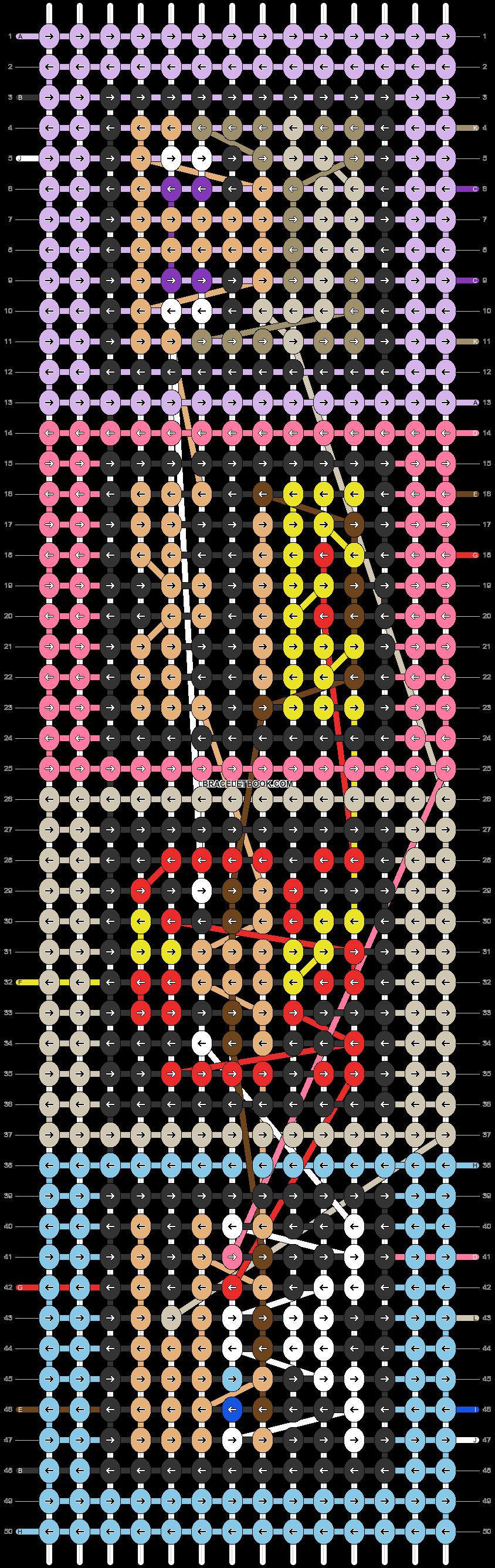 Alpha pattern #54282 pattern