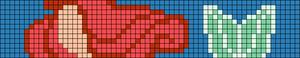 Alpha pattern #54284