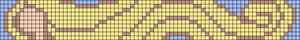 Alpha pattern #54285
