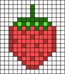Alpha pattern #54295