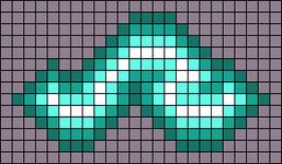 Alpha pattern #54302