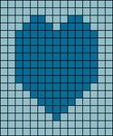 Alpha pattern #54304