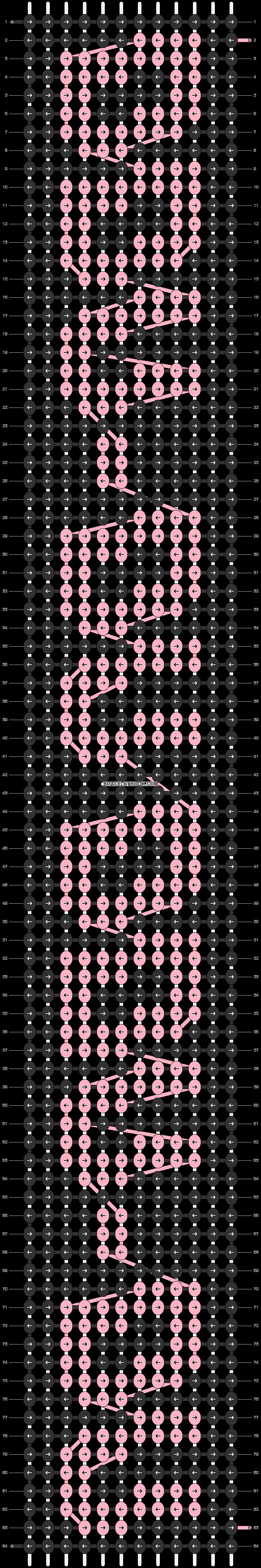 Alpha pattern #54311 pattern