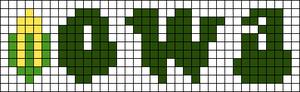 Alpha pattern #54320