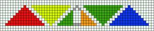 Alpha pattern #54324