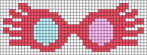 Alpha pattern #54325