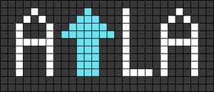 Alpha pattern #54328
