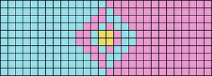 Alpha pattern #54329