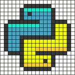 Alpha pattern #54344