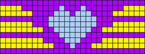 Alpha pattern #54351