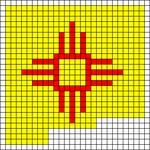 Alpha pattern #54362