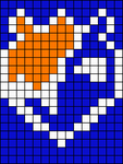 Alpha pattern #54366