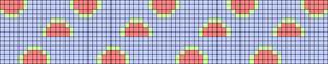 Alpha pattern #54367