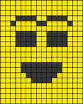Alpha pattern #54372