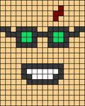 Alpha pattern #54375