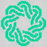 Alpha pattern #54383