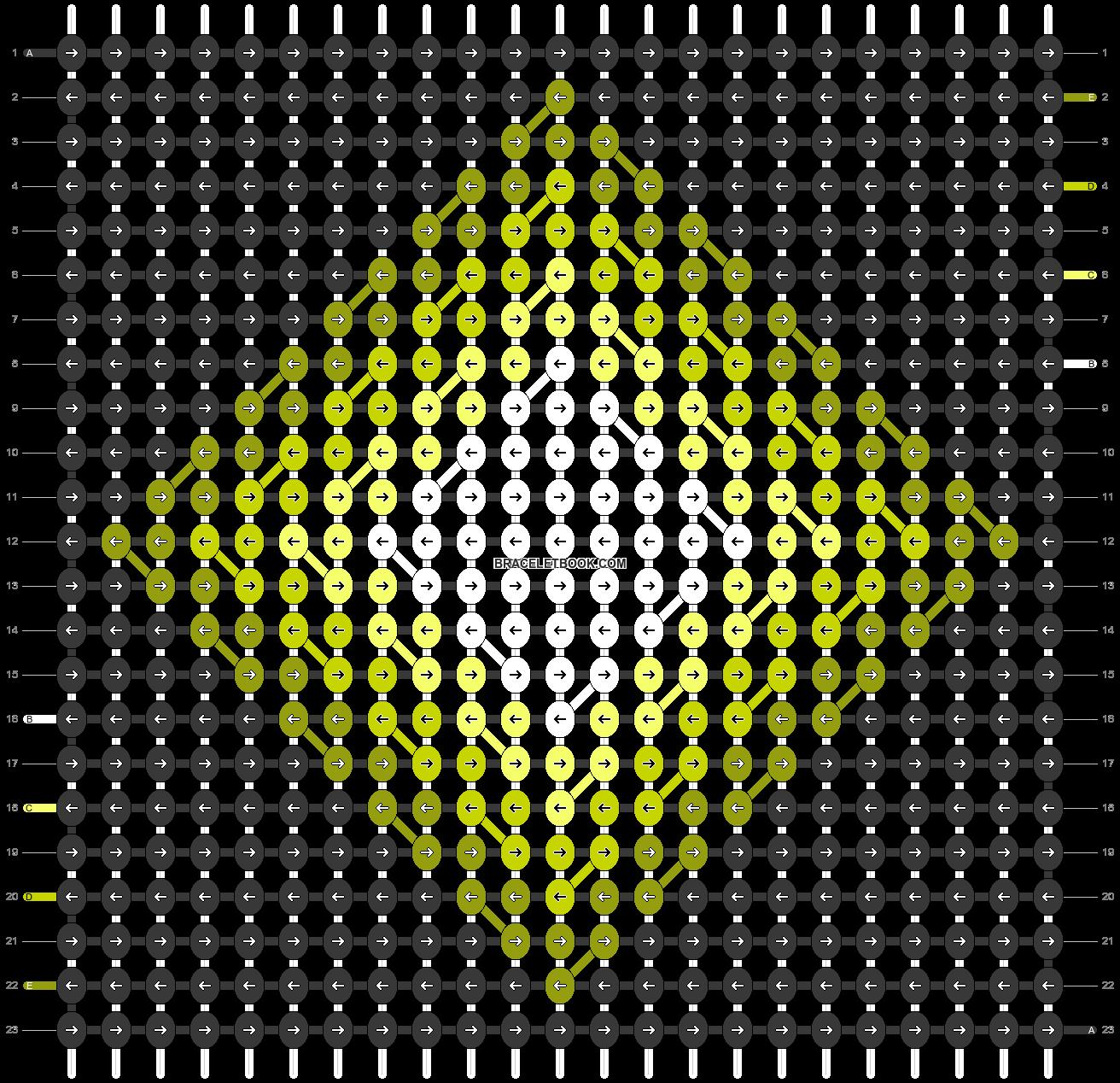 Alpha pattern #54385 pattern
