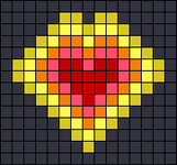 Alpha pattern #54388