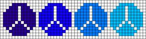 Alpha pattern #54390