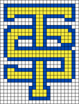Alpha pattern #54391