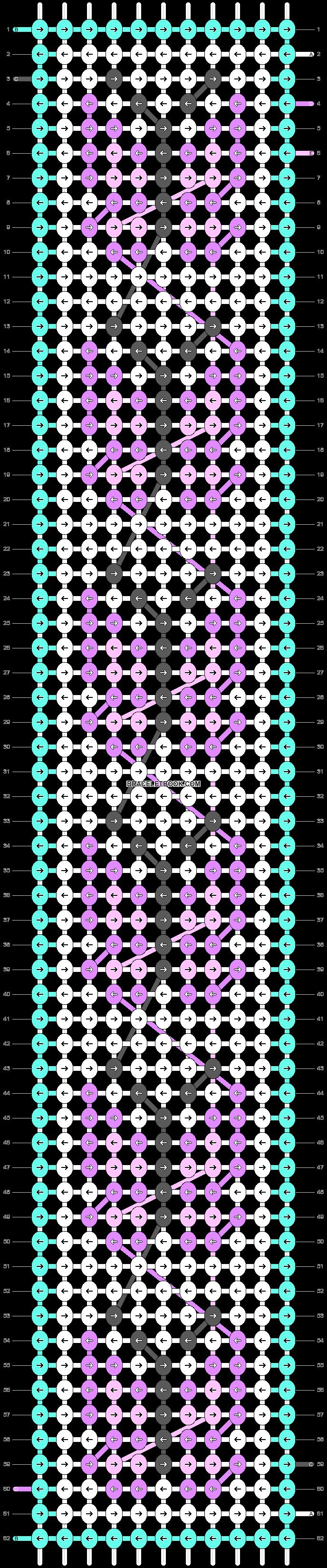 Alpha pattern #54397 pattern