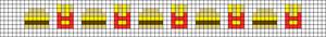 Alpha pattern #54401