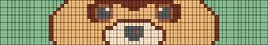 Alpha pattern #54403