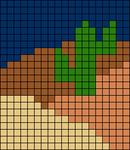 Alpha pattern #54405