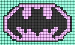 Alpha pattern #54411