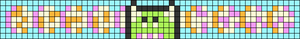 Alpha pattern #54412