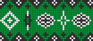 Alpha pattern #54422