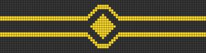 Alpha pattern #54428