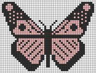 Alpha pattern #54433