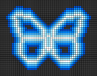 Alpha pattern #54438