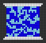 Alpha pattern #54439