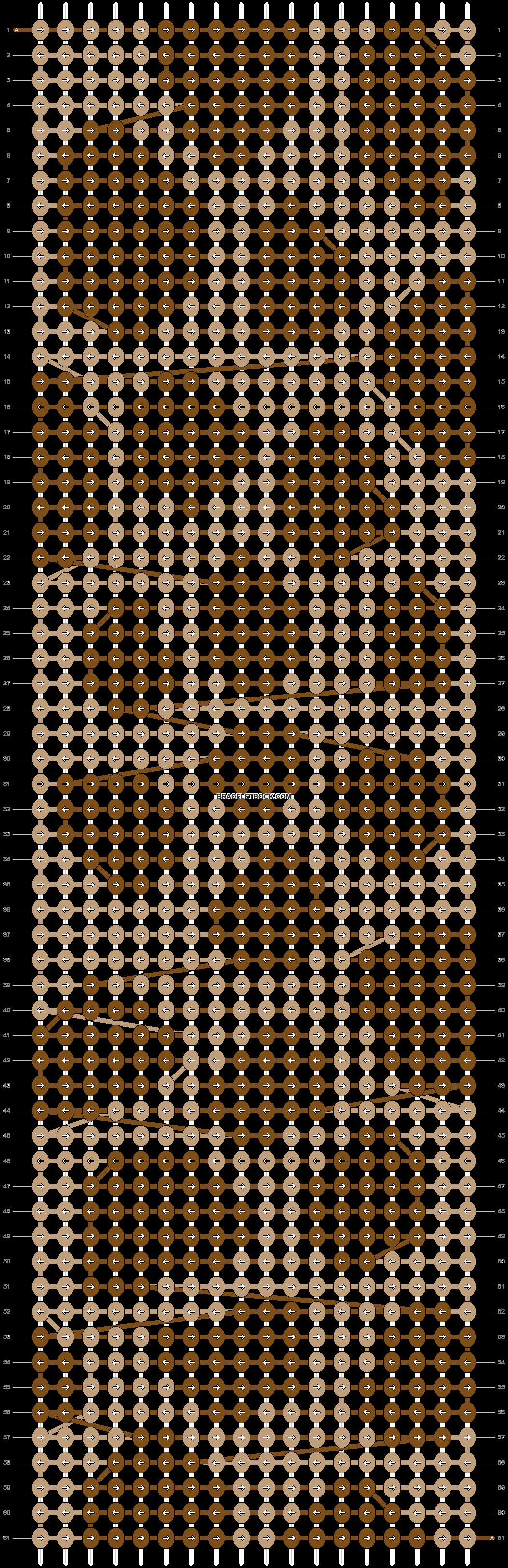 Alpha pattern #54440 pattern