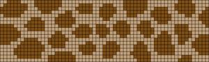Alpha pattern #54440