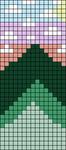 Alpha pattern #54441