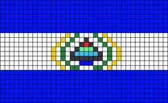 Alpha pattern #54443