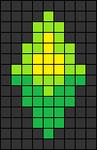 Alpha pattern #54445