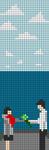 Alpha pattern #54449