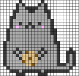 Alpha pattern #54457