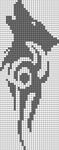 Alpha pattern #54469