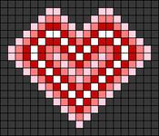 Alpha pattern #54476