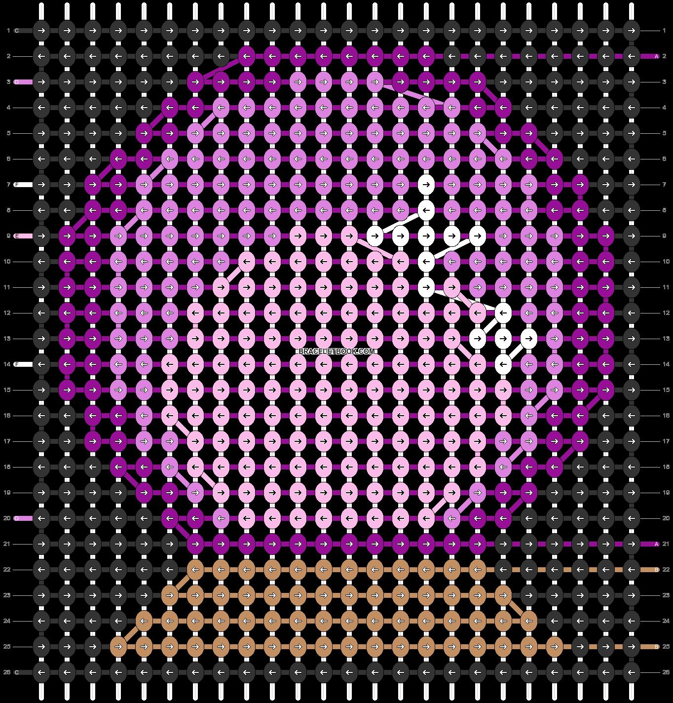 Alpha pattern #54477 pattern