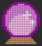 Alpha pattern #54477