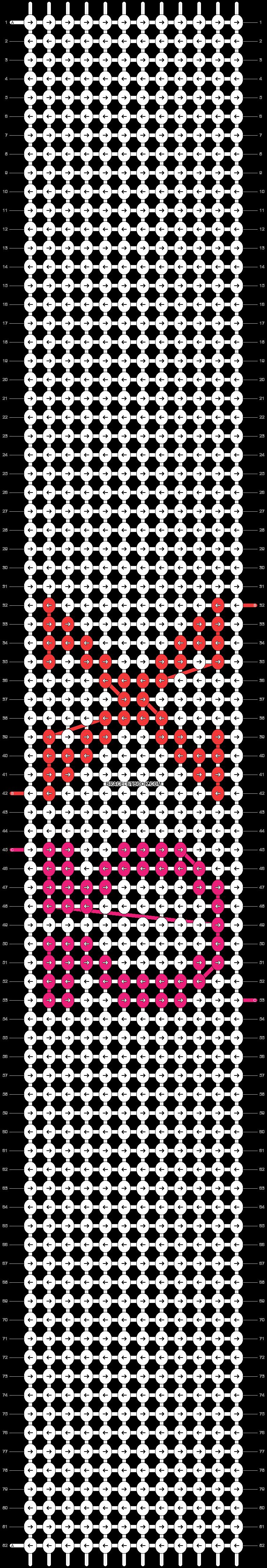 Alpha pattern #54482 pattern