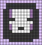 Alpha pattern #54488