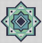 Alpha pattern #54491