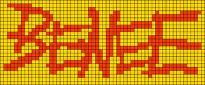 Alpha pattern #54498